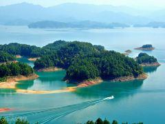 纵情千岛湖,跳岛2日游