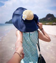 兰卡威游记图文-我和你手牵手沉溺在兰卡威,一片天一片海,那样美