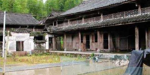 福岩古村落