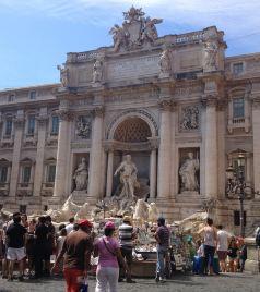 梵蒂冈游记图文-法意瑞10日之旅(1)---罗马
