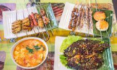 品椒嗨辣串通一起海鲜串吧-天津-海蓝无魂