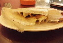 郑州美食图片-锅贴
