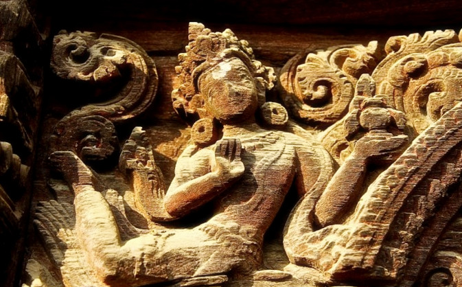 濕婆-帕爾瓦蒂廟  Shiva-Parvati Temple   -1