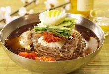 丹东美食图片-朝鲜冷面