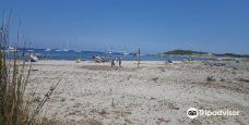 Plage de Barcaggio-罗利亚诺