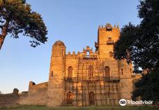 法西尔盖比城堡 -贡德尔