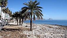 Altea Beach-阿尔啼