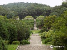 Tomb of King Kongmin-开城